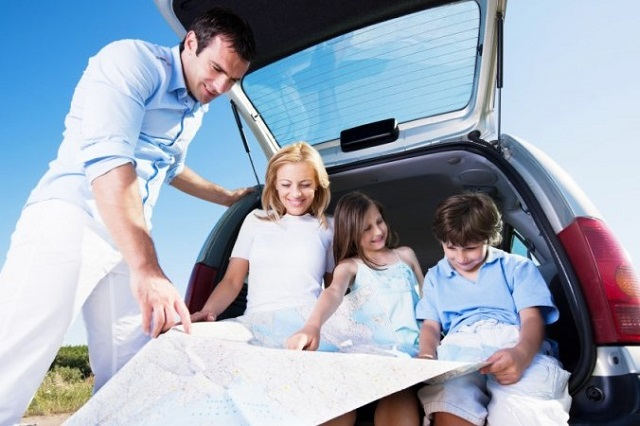 Family Safety Travel Planning