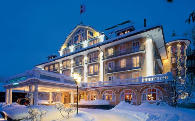 The Ultimate Ski Holiday